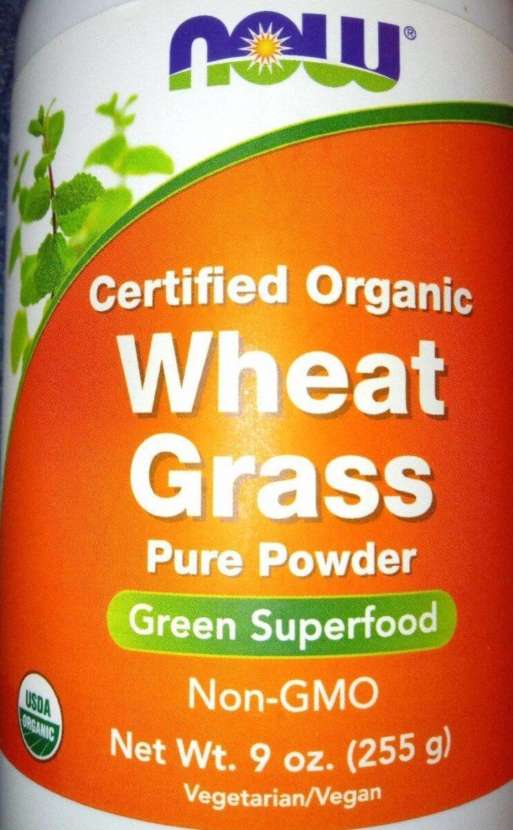Wheat Grass Powder - Product