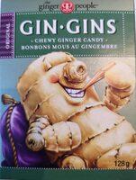 Bonbons mous au Gingembre - Product - fr