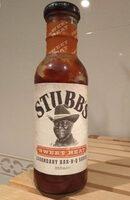 Stubbs Sweet Heat BBQ Sauce - Producte - es