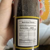Roasted Black Sesame Seed - Ingredients - en