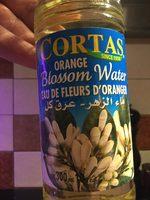 Cortas, Orange Blossom Water - Product