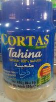 Tahina Natural 100% - نتاج - ar