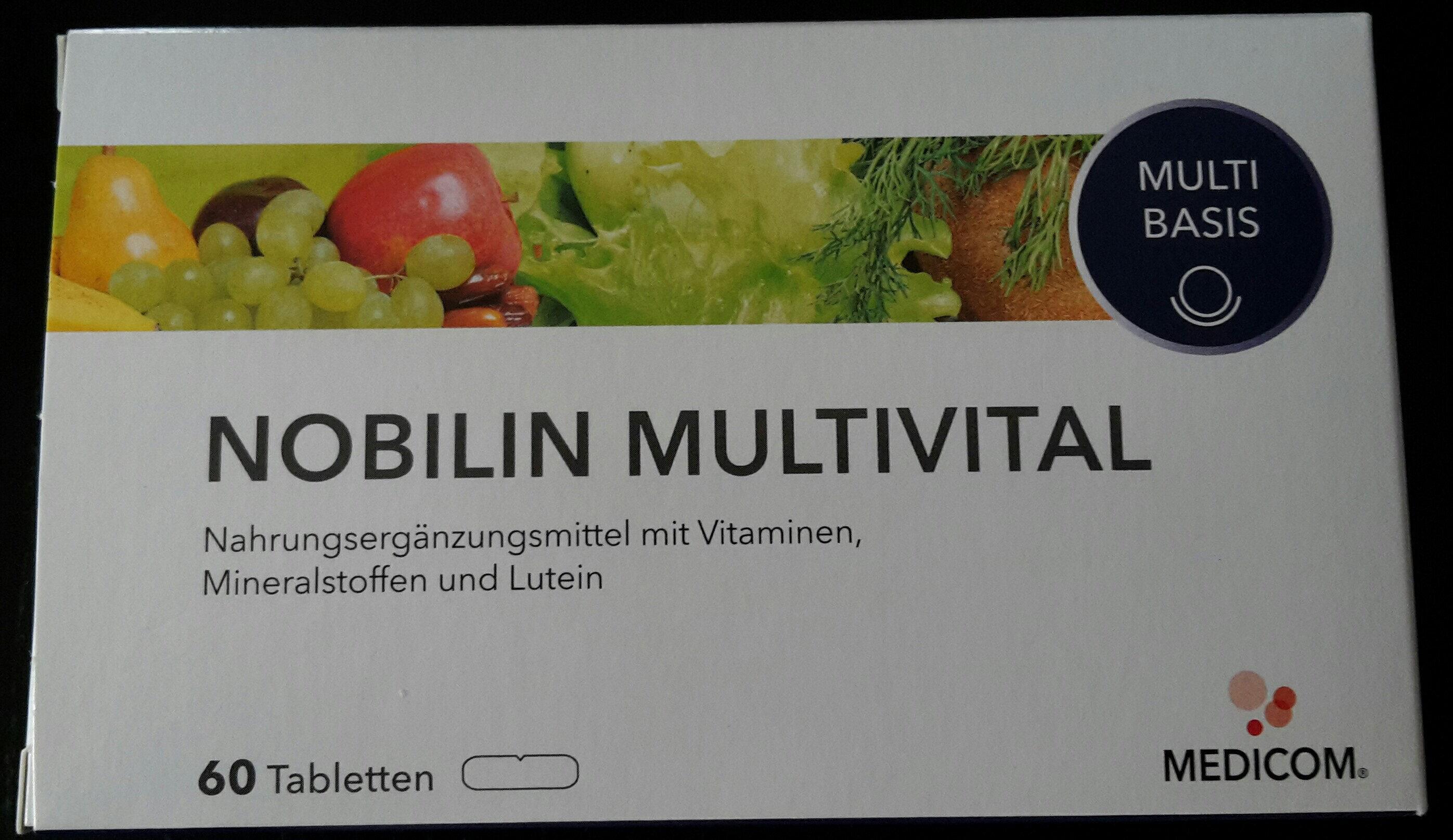 Nobilin Multivital - Product - de