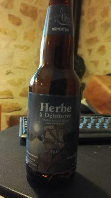 Bière Herbe à Détourne - Produit - fr