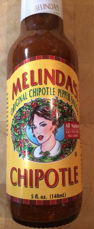 Melinda's, Chipotle Pepper Sauce - Product - en