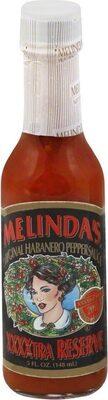 Xxxx reserve original habanero pepper hot sauce - Product - en