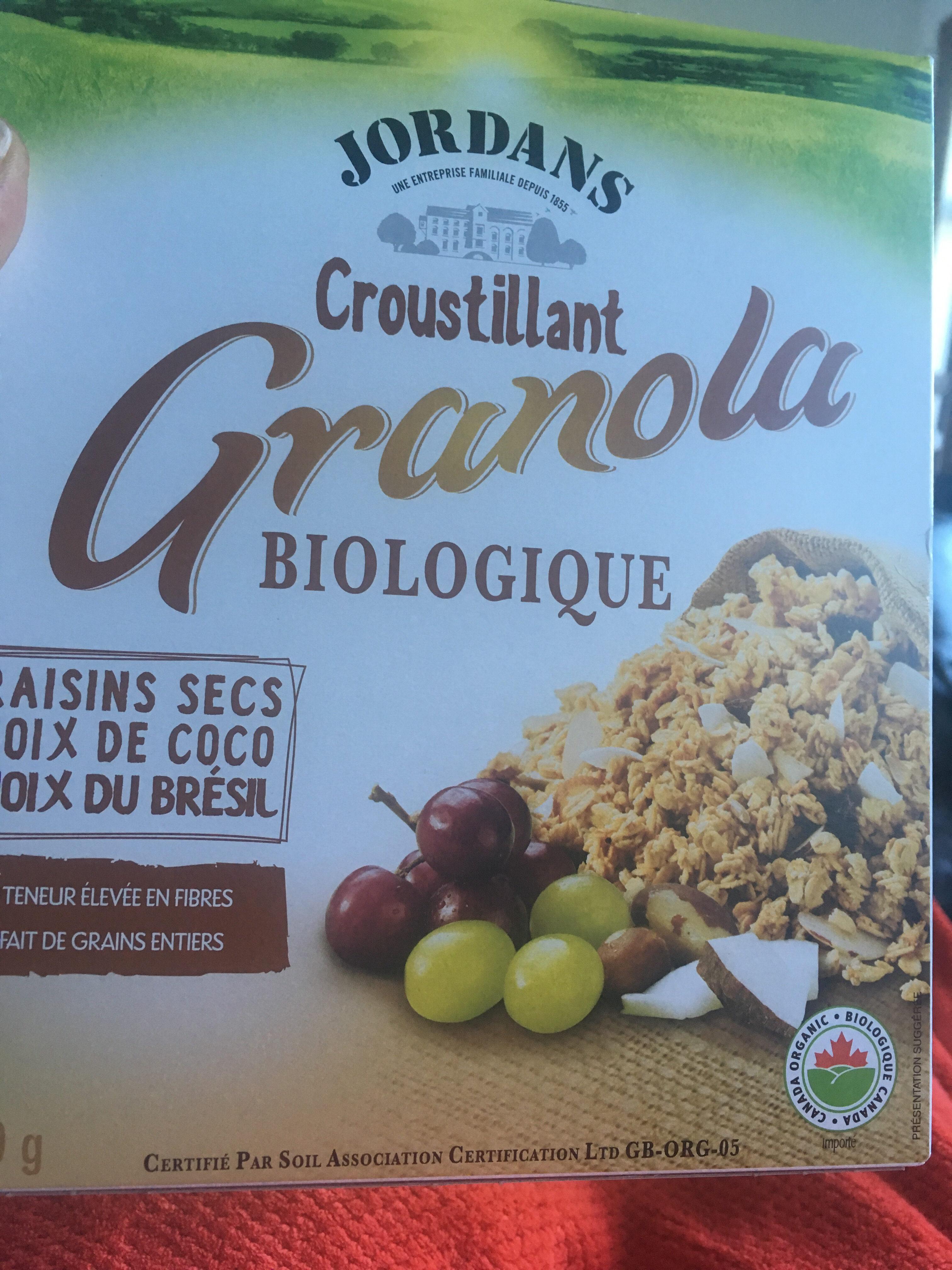 Morning crisp - Product - fr