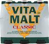 Vita malt alcohol-free malt beverage - Product