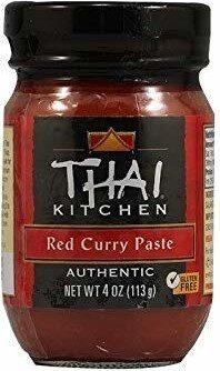 Red curry paste - Produit - en