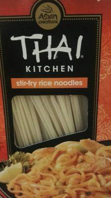 Stir-fry rice noodles - Produkt - en