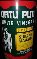 Sukang Maasim White Vinegar - Produit