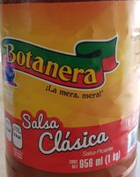 Salsa Clásica - Product - fr