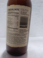 The Salt Lick Original Barbeque Sauce - Valori nutrizionali - en