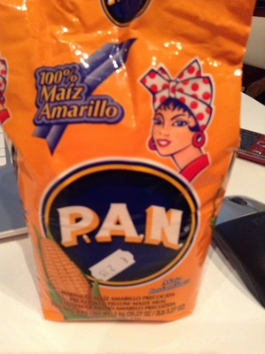Harina Pan - Product