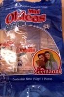 Mini Obleas - Producto