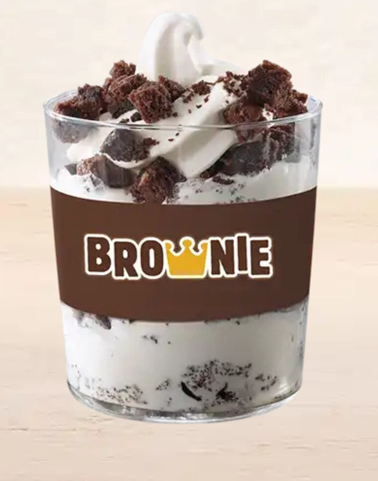 King fusion brownie - Product - es