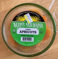 Turkish apricots - Product - en