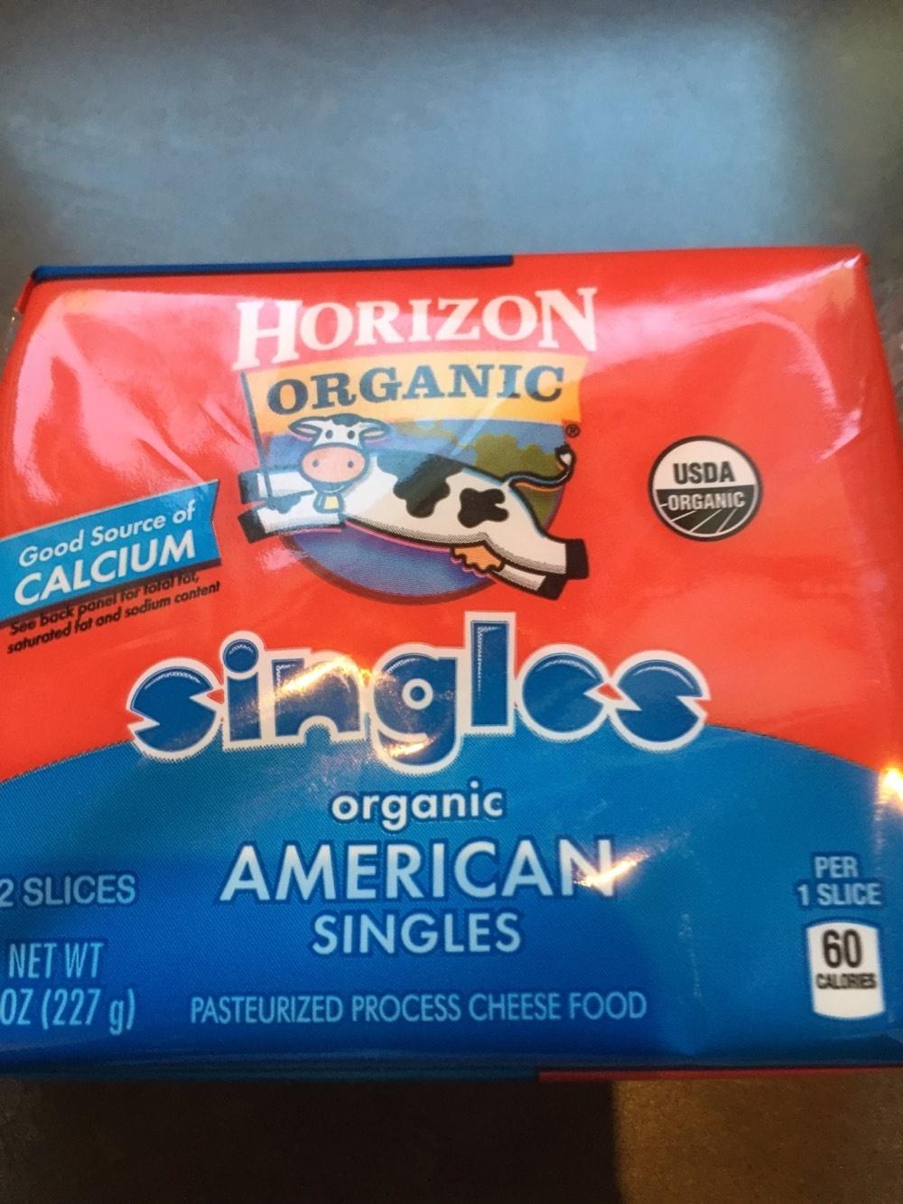 Organic american singles - Product - en