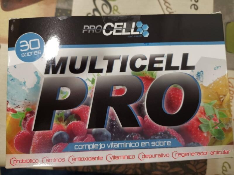 Multicell pro - Product - es
