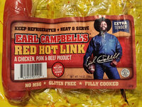 Red Hot Link - Product