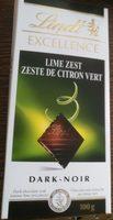 Excellence zeste de citron vert - Product - fr