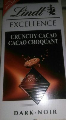 Chocolat excellence - Product - fr