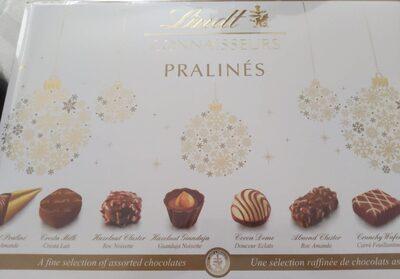 Lindt pralinés - Produit - fr