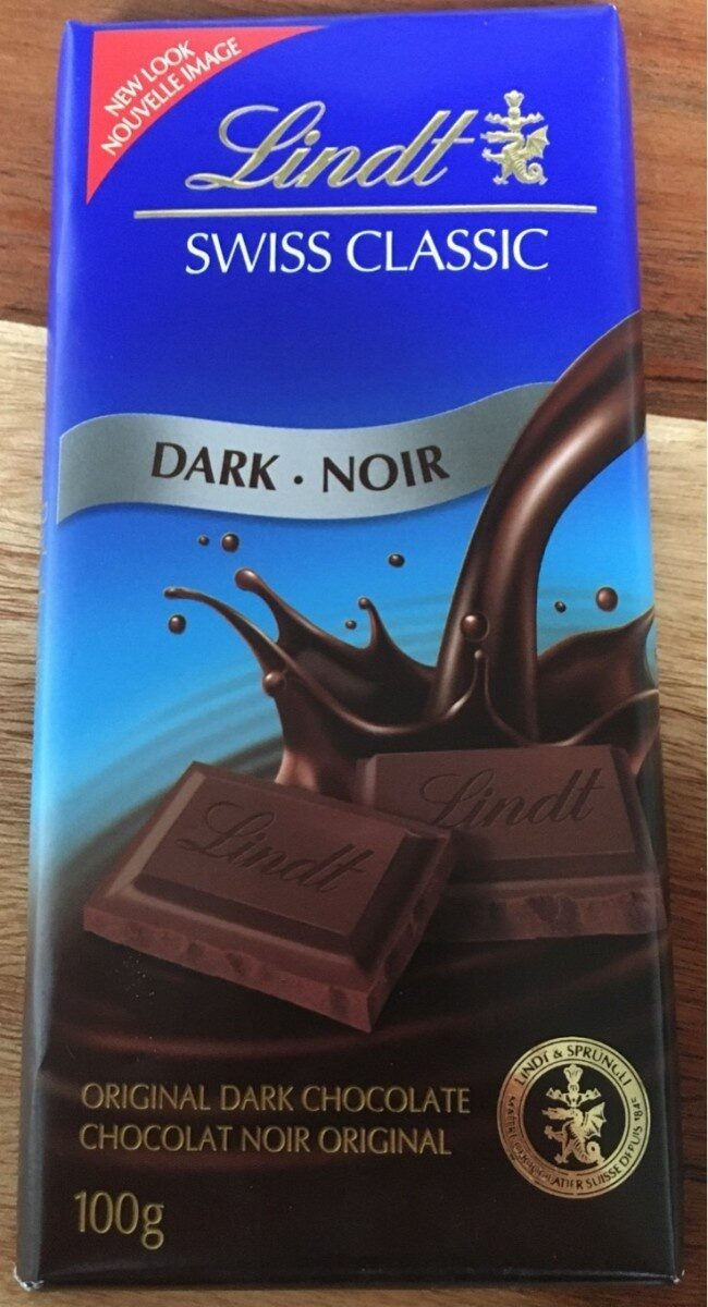 Chocolat noir original - Product - fr