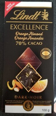 Excellence orange almond - Product - fr