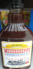 Mississippi, barbecue sauce, original - Produkt