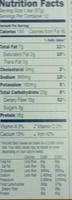 Promax LS protein bar honey peanut - Nutrition facts - en