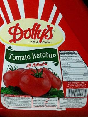 ketchup - نتاج - en