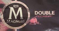 Magnum double raspberry - Produkt - pl