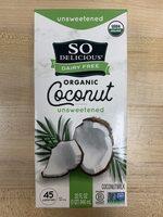 Coconut milk beverage - Produit - en