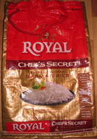 Royal Chef's Secret Extra Long Grain Basmati Rice - Product - en
