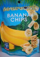 Banana chips - Product - es