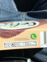Gaufres cacao caramel - Recycling instructions and/or packaging information - fr