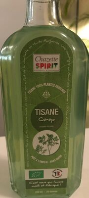 Tisane Génépi - Produit - fr