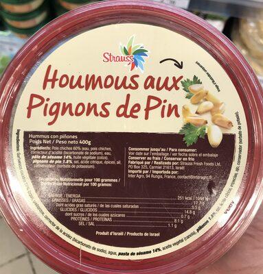 Houmous aux pignons de pin - Product - fr