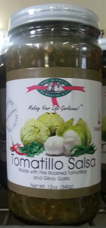 Tomatillo Salsa - Product