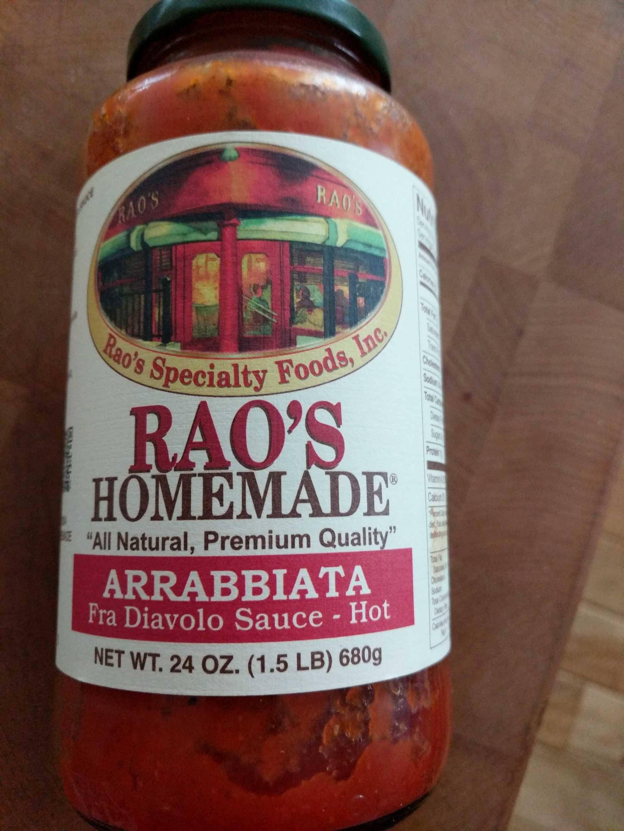 Arrabbiata Sauce, Hot - Product