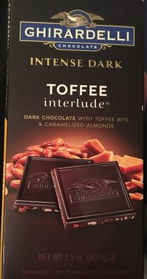 Intense Dark Toffee Interlude - Product