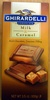 Caramel milk chocolate, caramel - Product