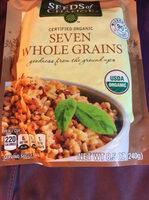 Seven Whole Grains - Product