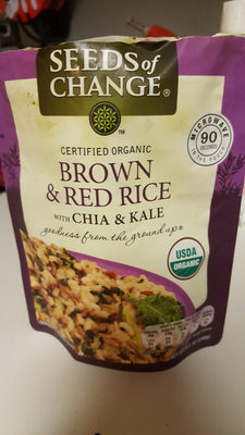 seeds of change Brown - Produit