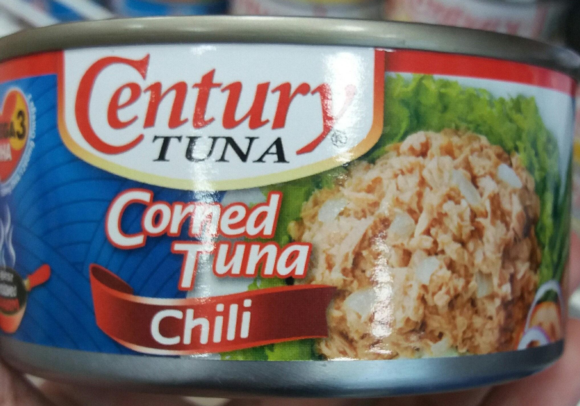 corned tuna - Produit - en