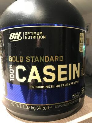 100% Casein Protein (1,8 KG) Optimum Nutrition ? - Product - fr