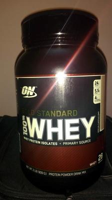 Gold Standard 100% Whey - Mocha Cappuccino - Product - en