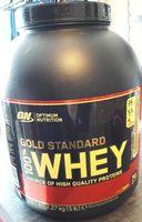 100% Whey Gold Standard 2273G Rocky Road - Produit - fr