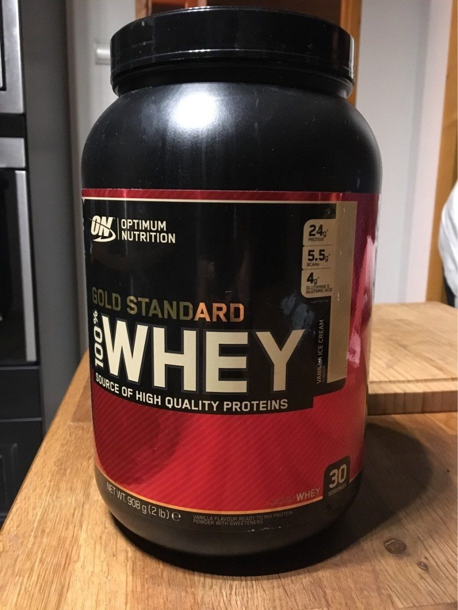 100% Whey Gold Standard - Product